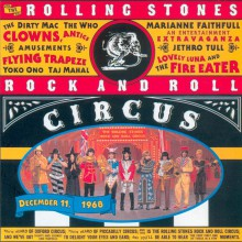 The Rolling Stones Rock and Roll Circles Frontal| Taj Mahal